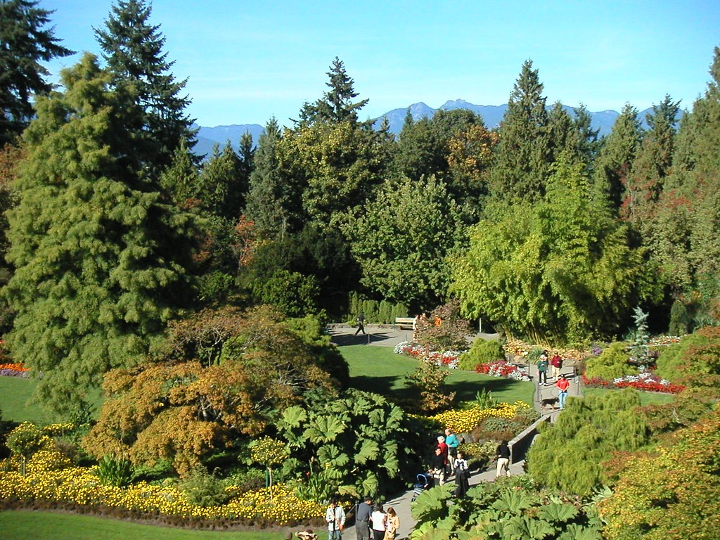 Queen Elizabeth Park, Canadá - russilwvong on Visualhunt / CC BY-NC-ND - russilwvong on Visualhunt / CC BY-NC-ND/Rota de Férias/ND