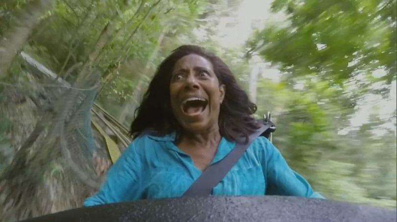 Glória Maria na Jamaica – Glória Maria tornou-se meme por causa de uma reportagem especial para o Globo Repórter sobre a Jamaica. Em 2016, a repórter experimentou maconha durante o trabalho e viralizou com expressões marcantes e bizarras. Teve até passeio de montanha-russa na maior viagem. - Crédito: Reprodução Internet/33Giga/ND