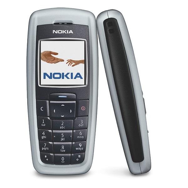 9. Nokia 2600 – Lançado em 2004, vendeu mais de 135 milhões de unidades - Crédito: Divulgação/33Giga/ND