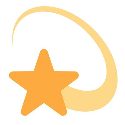 """Não, essa não é uma estrela cadente. Ela representa alguém que está com tontura, ou seja, """"vendo estrelas"""". O significado foi tirado dos gibis. - Crédito: Reprodução Internet/33Giga/ND"""
