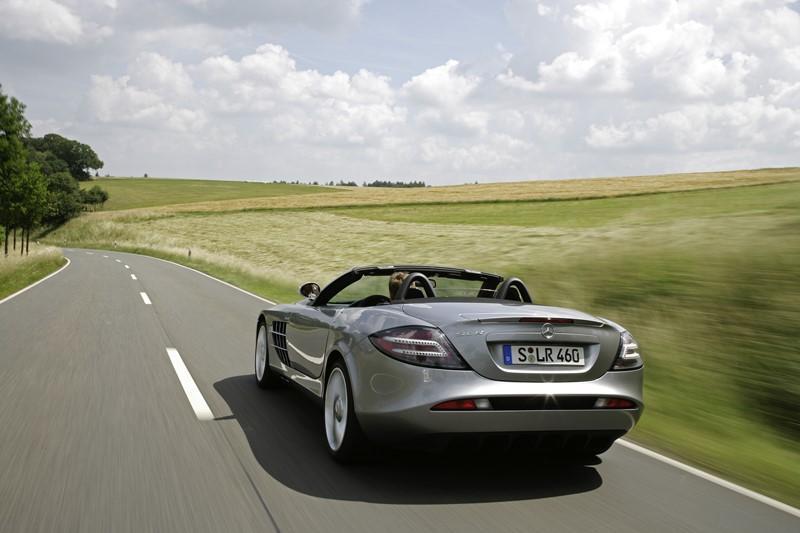 Mercedes-Benz SLR McLaren - Foto: Divulgação - Foto: Divulgação /Garagem 360/ND