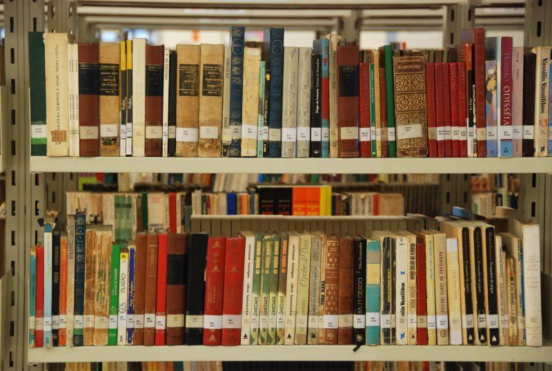 Biblioteca Pública de Santa Catarina – Foto: Eduardo Valente/ND