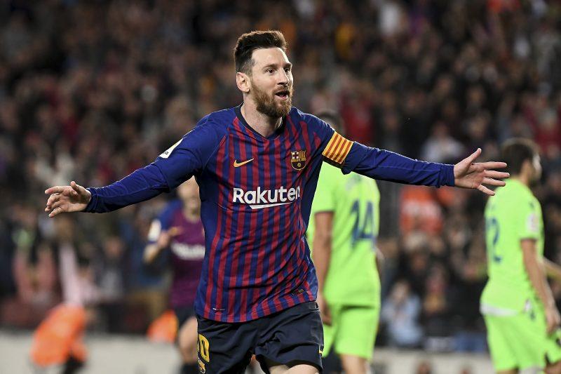 O camisa 10 da seleção da Argentina e do Barcelona está completando 32 anos. Eleito seis vezes como o melhor jogador do planeta, - ESTADÃO CONTEÚDO/ND
