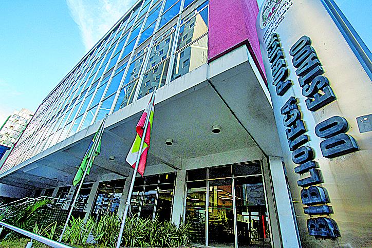 O edifício atual, na rua Tenente Silveira – Flavio Tin/ND
