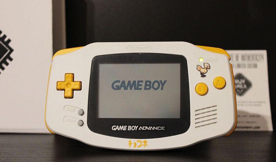 Em 2001 a Nintendo lançou o Game Boy Advance, um de seus portáteis mais populares. - Crédito: Vadu Amka via Visual Hunt / CC BY-NC-ND/33Giga/ND