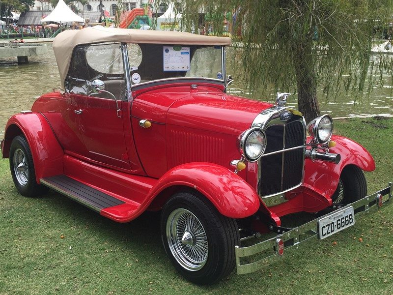Ford 1929 - Foto: Maria Beatriz Vaccari/Garagem 360 - Foto: Maria Beatriz Vaccari/Garagem 360/Garagem 360/ND