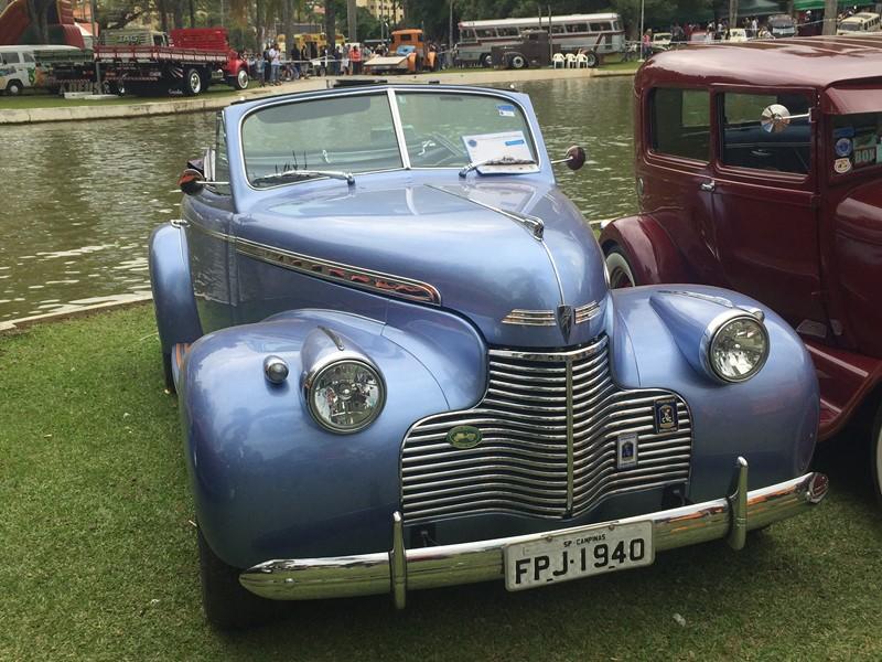 Chevrolet 1940 - Foto: Maria Beatriz Vaccari/Garagem 360 - Foto: Maria Beatriz Vaccari/Garagem 360/Garagem 360/ND