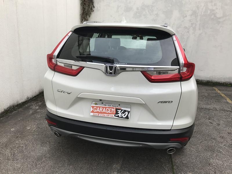 Honda CR-V Touring. O teste completo está aqui: https://is.gd/CfDiXz - Foto: Leo Alves/Garagem360 - Foto: Leo Alves/Garagem360/Garagem 360/ND