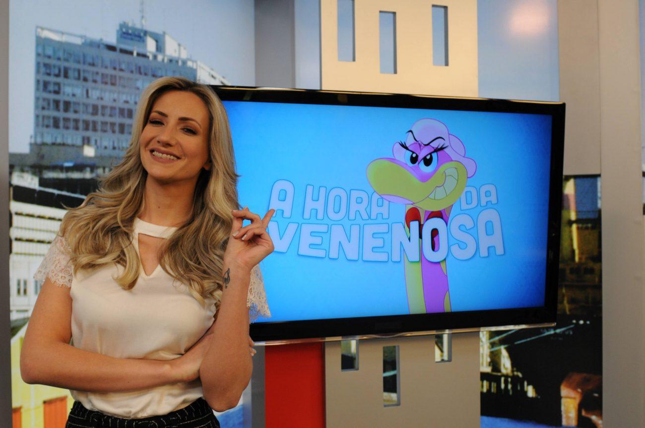 Jéssica - Porto Alegre_ - Record TV