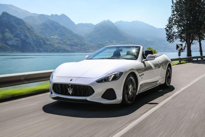 A Maserati também está entre as participantes da FCA - Foto: Divulgação - Foto: Divulgação/Garagem 360/ND