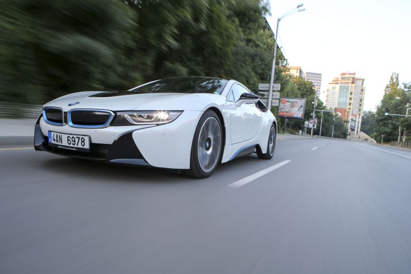 BMW i8 - Foto: Divulgação - Foto: Divulgação/Garagem 360/ND