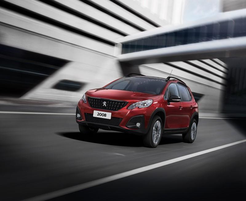 Peugeot lança 2008 reestilizado no Brasil - Foto: Divulgação - Foto: Divulgação/Garagem 360/ND