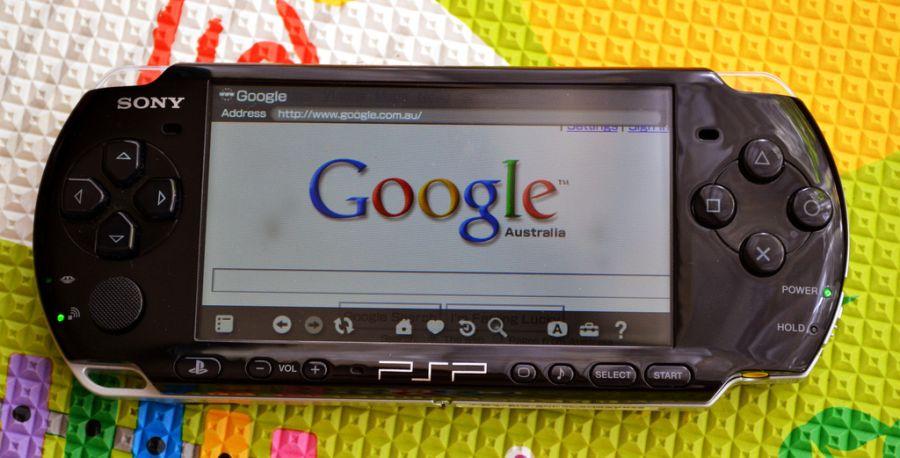 No mesmo ano a Sony apresentou o PSP, seu primeiro portátil. - Crédito: Rowan Peter via VisualHunt / CC BY-SA/33Giga/ND