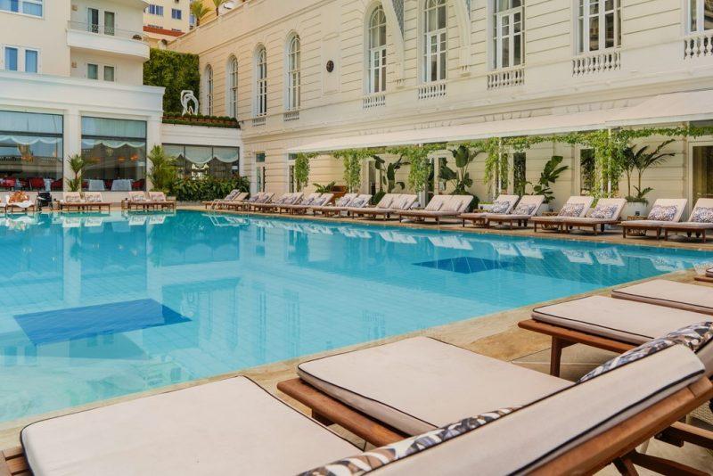 Copacabana Palace: por dentro de um dos hotéis mais luxuosos do Brasil - - /Rota de Férias/ND