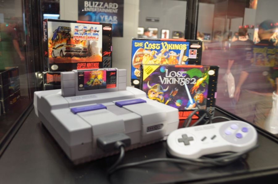 A resposta da Nintendo veio em 1990, com o lançamento do Super Nintendo, ou Super Famicom, no Japão. - Crédito: ertailara via Visualhunt.com / CC BY-NC-SA/33Giga/ND