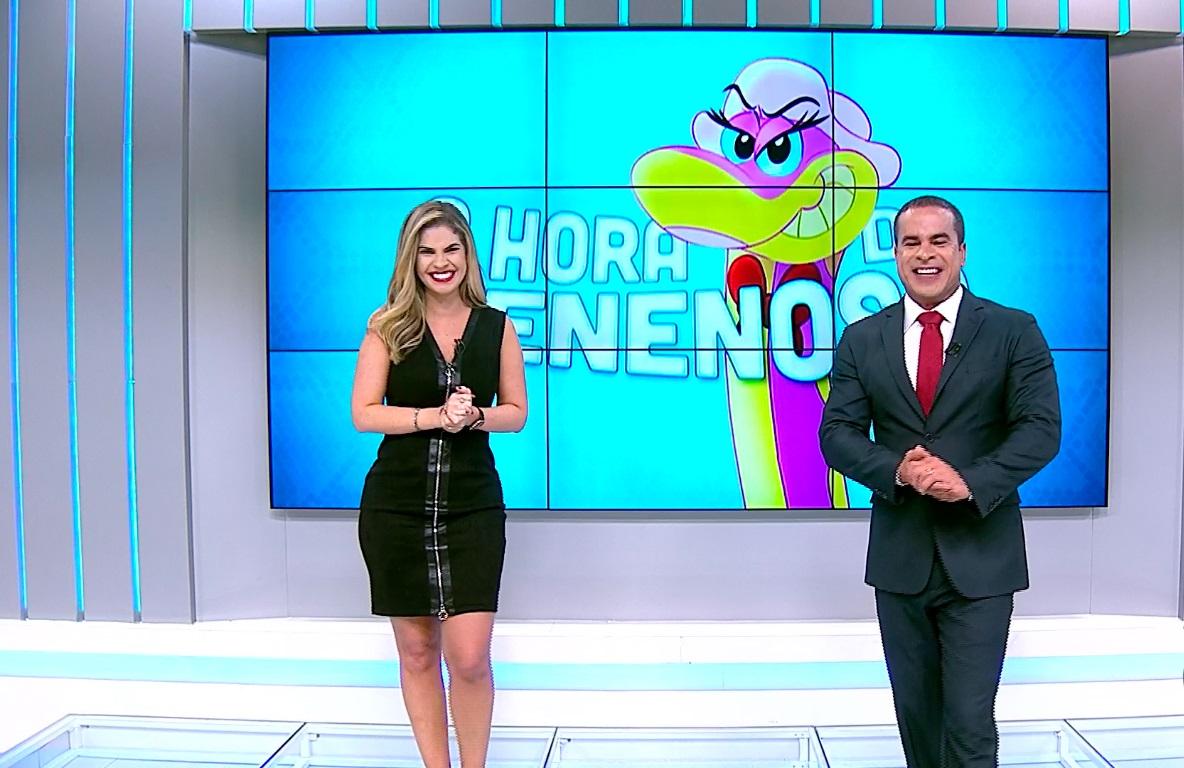 Sabrinna e Fred - Brasília - Record TV