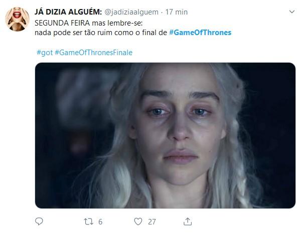 The Long Night Foi O Episodio De Game Of Thrones Mais Usado Em Golpes Online Nd