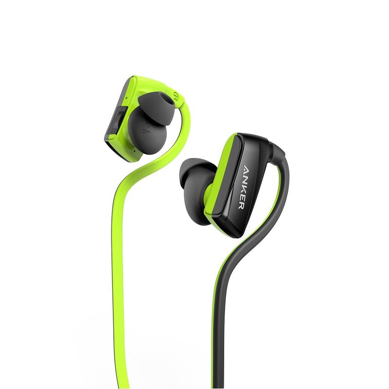 SoundBuds Sport NB10, da Anker. O teste completo você vê em http://bit.ly/2KXX1oL. - Foto: Divulgação/33Giga/ND