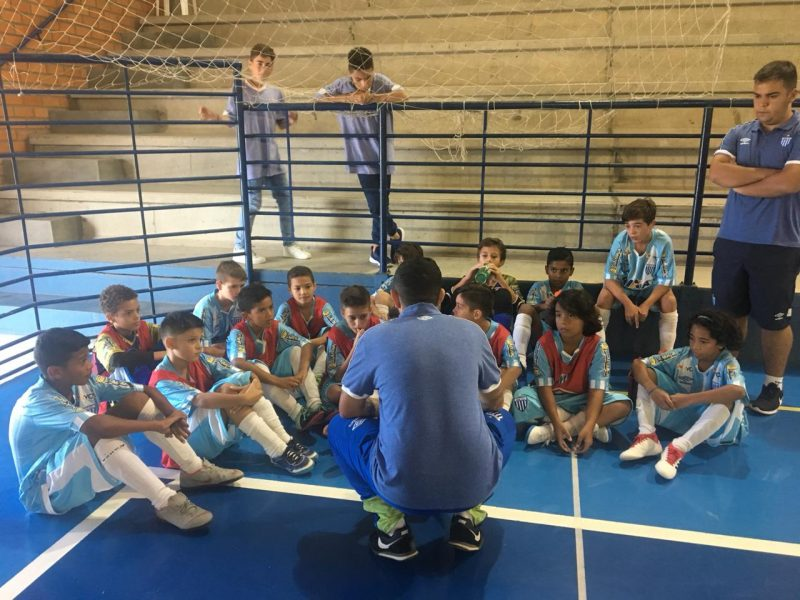 Equipe do futsal do Avaí Mirins tem rodada importante neste sábado. – Avaí Mirins/divulgação