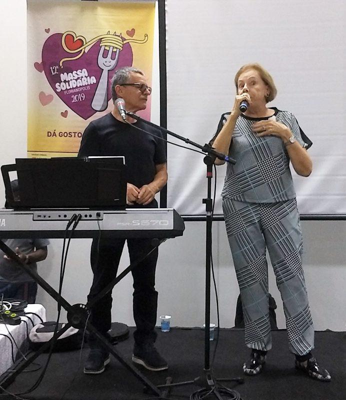 Zequinha e Anita Hoepcke da Silva – Marcos Cardoso/ND