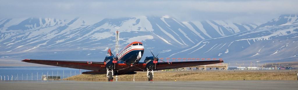 Aeroporto de Svalbard, Noruega: foi construído em 1975 sobre uma camada permanente de gelo, que recebeu uma preparação especial para não derreter durante o verão. Não há iluminação, então os voos só podem ser feitos durante o dia - Kitty Terwolbeck on VisualHunt / CC BY - Kitty Terwolbeck on VisualHunt / CC BY/Rota de Férias/ND