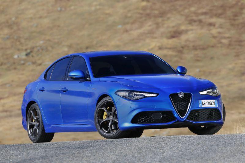 A Alfa Romeo também faz parte do grupo - Foto: Divulgação - Foto: Divulgação/Garagem 360/ND