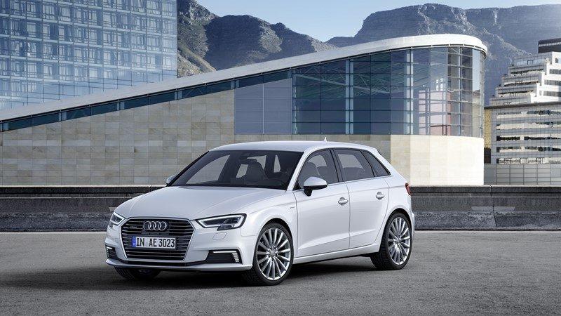 Nesta galeria, confira alguns dos principais carros elétricos e híbridos do mundo. Na foto, o Audi A3 e-tron - Foto: Divulgação - Foto: Divulgação/Garagem 360/ND
