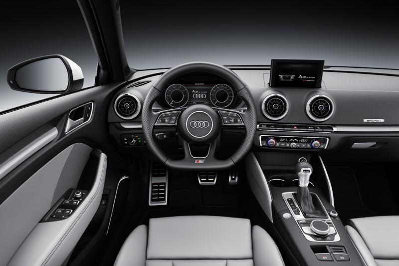 Audi A3 e-tron - Foto: Divulgação - Foto: Divulgação/Garagem 360/ND