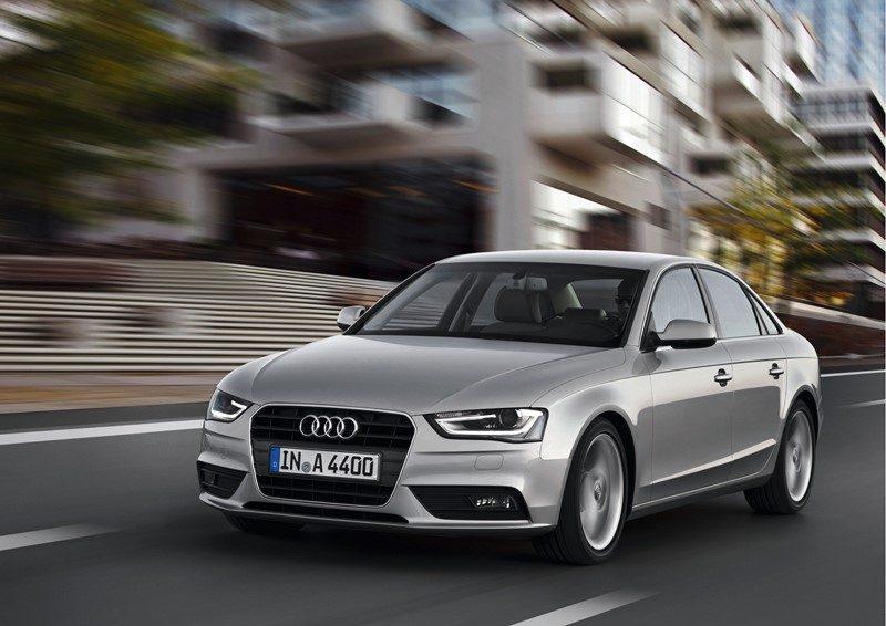 Audi A4: foi convocado por risco de incêndio. A matéria completa está aqui: https://bit.ly/2CW1lBg - Foto: Divulgação - Foto: Divulgação/Garagem 360/ND