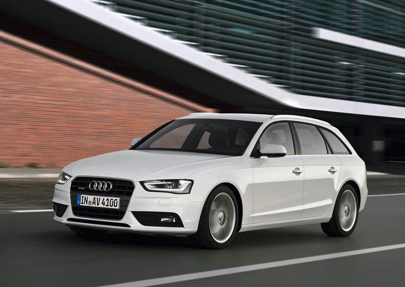 Audi A4 Avant: foi convocado por risco de incêndio. A matéria completa está aqui: https://bit.ly/2CW1lBg - Foto: Divulgação - Foto: Divulgação/Garagem 360/ND
