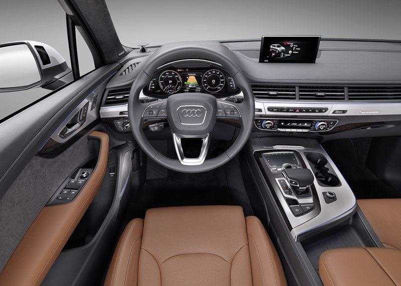 Audi Q7 e-tron - Foto: Divulgação - Foto: Divulgação/Garagem 360/ND