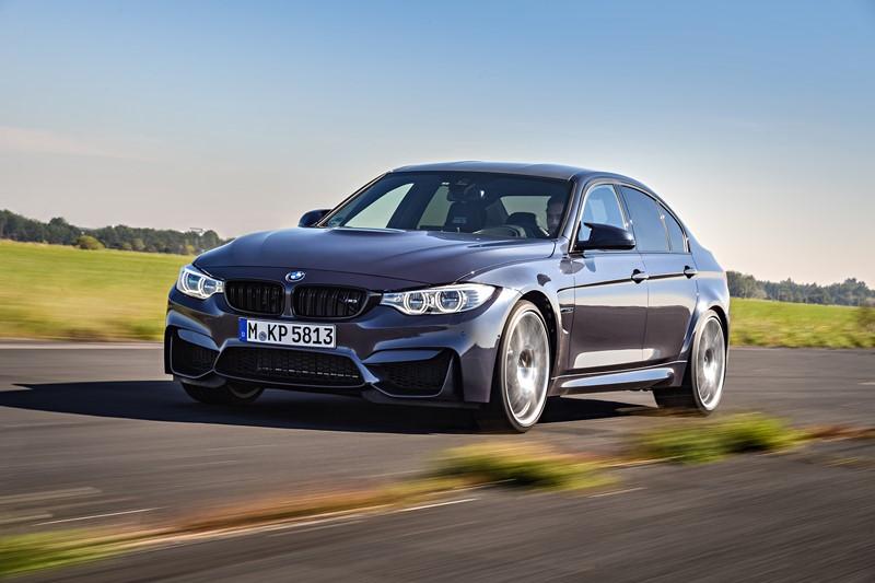BMW M3: foi convocado por um defeito no eixo cardã. A matéria completa está aqui: https://bit.ly/2TicKT4 - Foto: Divulgação - Foto: Divulgação/Garagem 360/ND