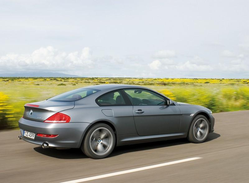 BMW Série 6: foi convocado por um vazamento de combustível. A matéria completa está aqui: https://bit.ly/2FYLE0e - Foto: Divulgação - Foto: Divulgação/Garagem 360/ND