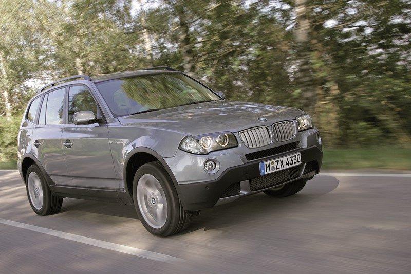 BMW X3: foi convocado por um risco de incêndio. A matéria completa está aqui: https://bit.ly/2FYLE0e - Foto: Divulgação - Foto: Divulgação/Garagem 360/ND