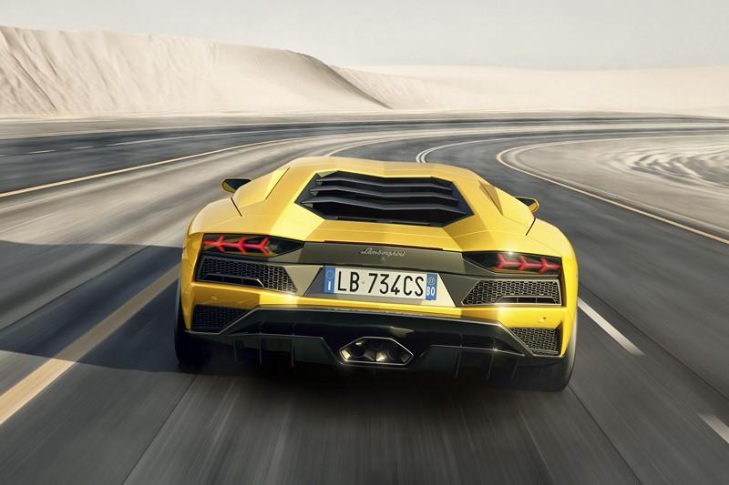 Lamborghini Aventador - Foto: Divulgação - Foto: Divulgação/Garagem 360/ND