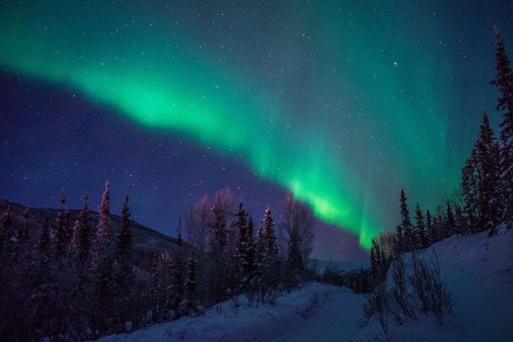 A cidade de Fairbanks, no Alasca, é mais um local ideal para ver a aurora boreal - Kodachron on Visualhunt / CC BY - Kodachron on Visualhunt / CC BY/Rota de Férias/ND