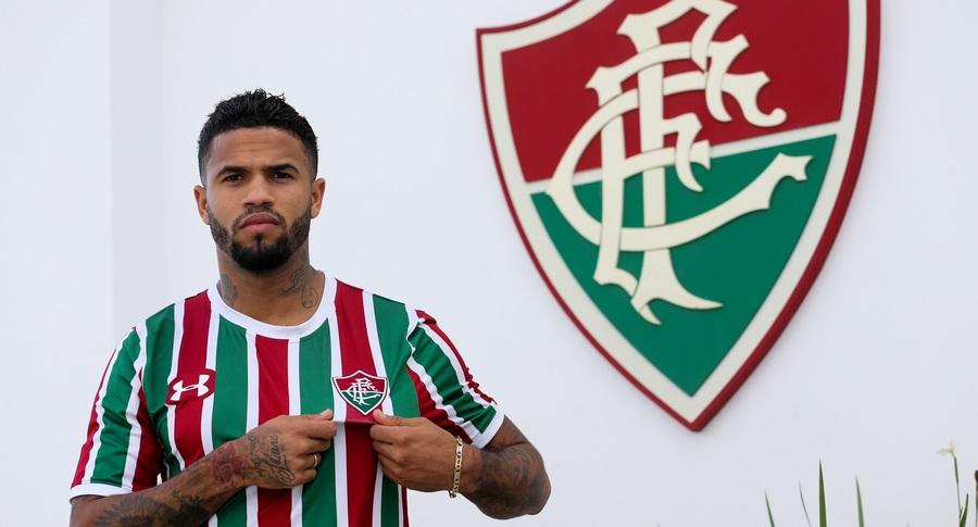 Léo, lateral com passagens por grandes clubes, ainda não estreou pelo Avaí - Fluminense FC/divulgação