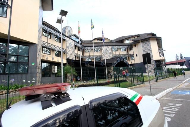 Julgamento é realizado nesta terça-feira no Fórum de Joinville – Arquivo/Divulgação/ND