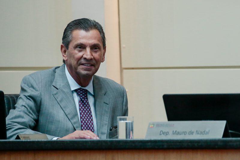 CCJ da Assembleia revoga prisão e suspensão do deputado Julio Garcia – Foto: Luca Gebara/Agência AL/ND