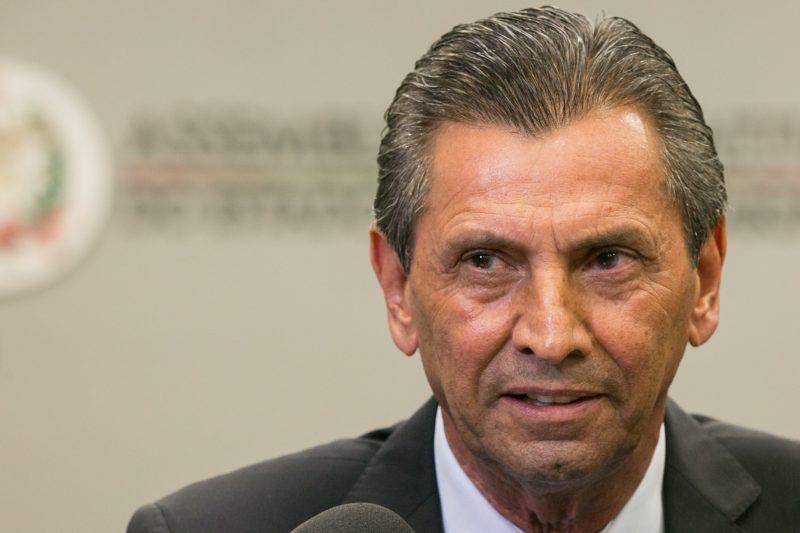 Prisão de Julio Garcia é revogada pela Alesc