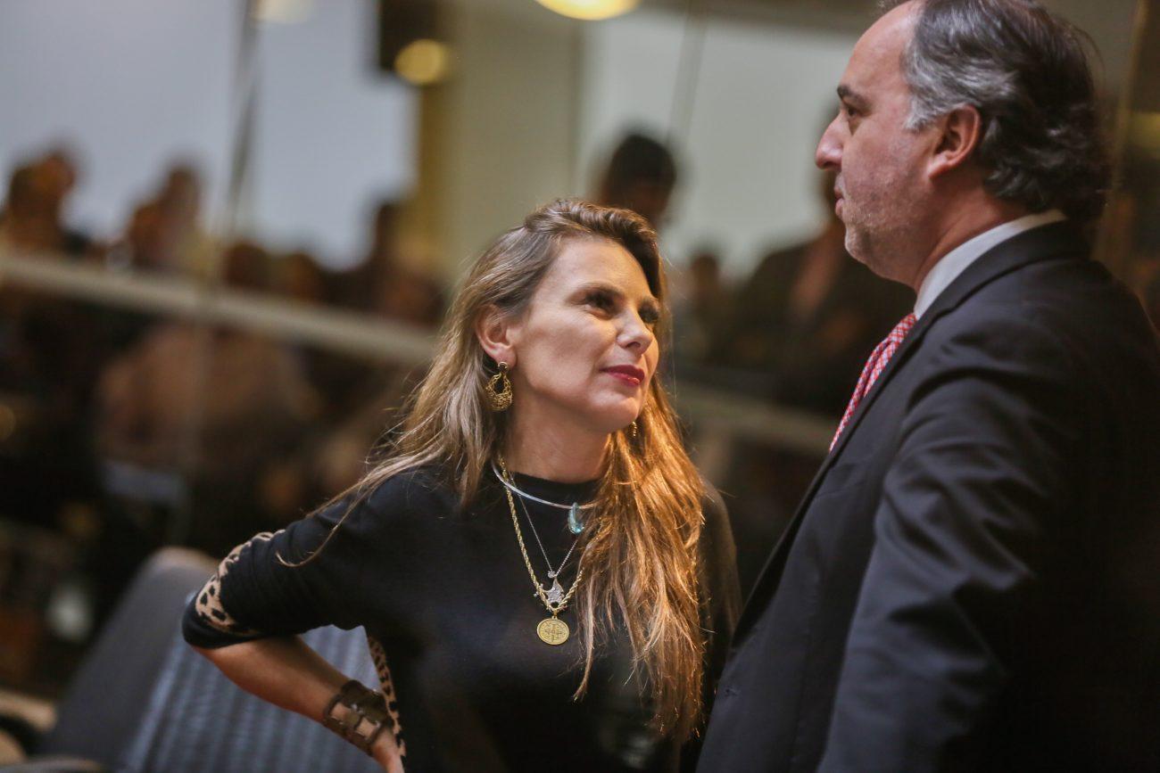 Paulinha e Kenedy Nunes - Fábio Queiroz/Agência AL/ND