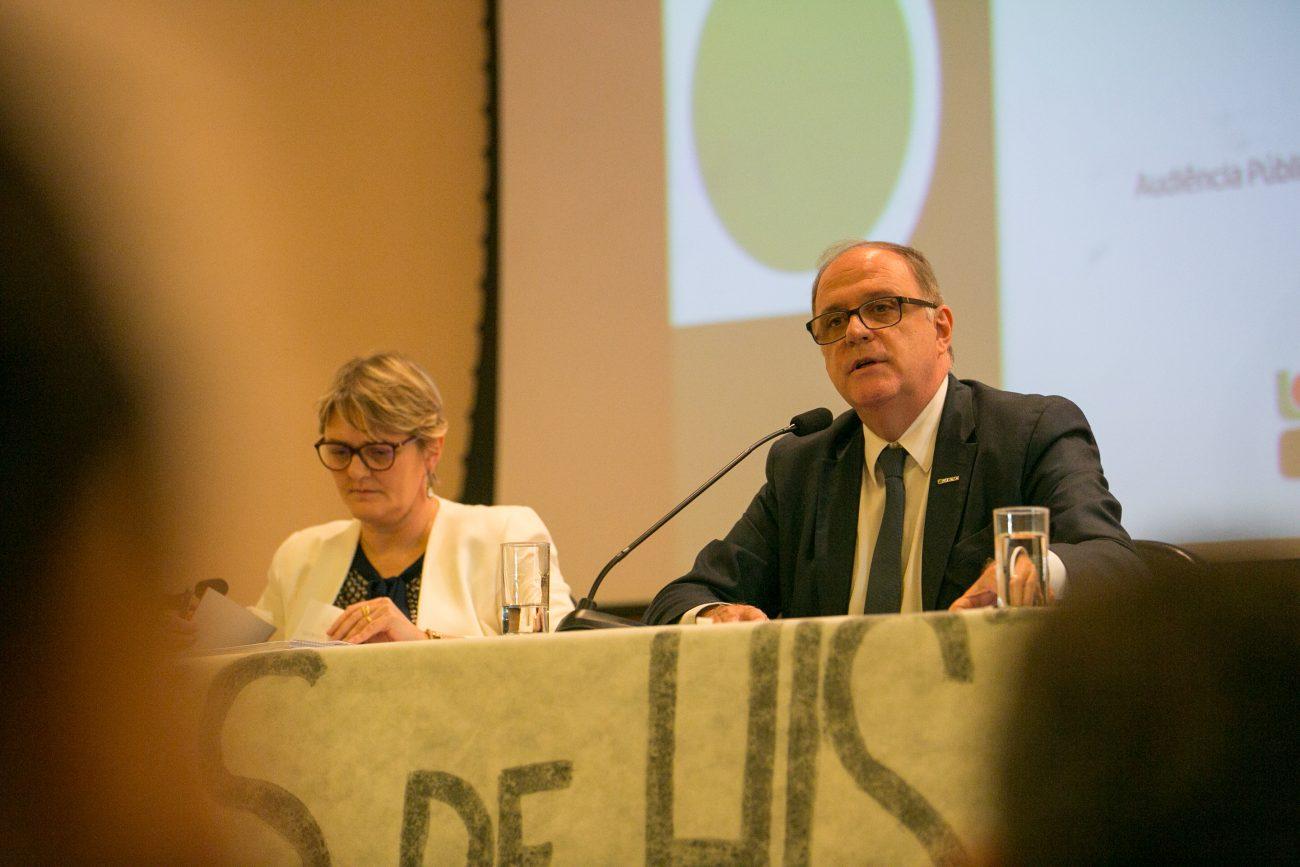 Audiência cortes na Udesc - Rodolfo Espínola/Agência AL/ND