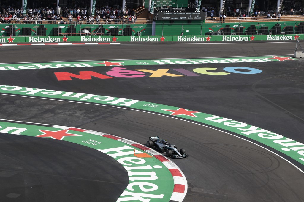 Autódromo Hermanos Rodriguez (Cidade do México, México): pista com a maior atitude do calendário da Fórmula 1, esta pista já sediou a etapa mexicana da categoria em três períodos: de 1963 a 1970, depois entre 1986 e 1992, e retornando em 2015 até os tempos atuais - Divulgação - Divulgação /Rota de Férias/ND