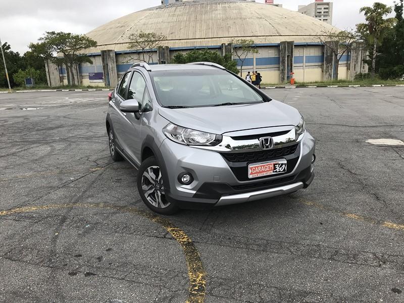 Honda WR-V EXL 2019. O teste completo está aqui: https://bit.ly/2ujctVh - Foto: Leo Alves/Garagem360 - Foto: Leo Alves/Garagem360/Garagem 360/ND