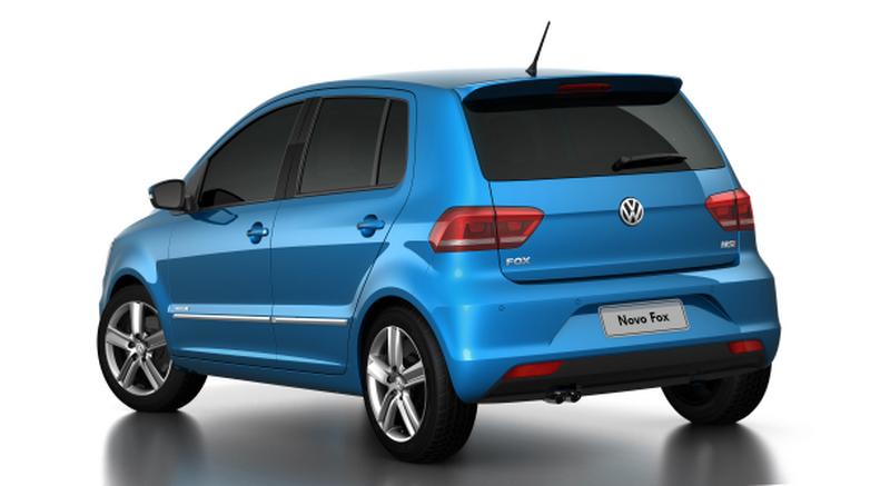 Volkswagen Fox - Foto: Divulgação - Foto: Divulgação/Garagem 360/ND