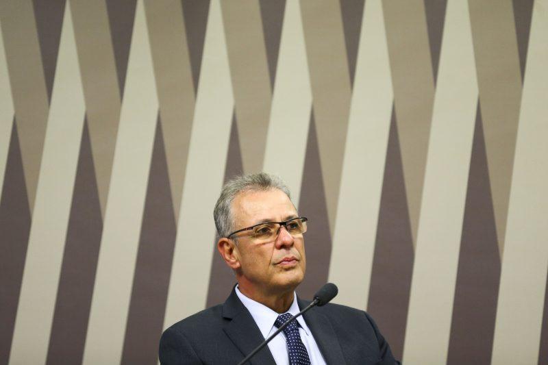 Ministro de Minas e Energia, Bento Albuquerque, participa de audiência pública na Comissão de Meio Ambiente do Senado – Arquivo/Marcelo Camargo/Agência Brasil/ND