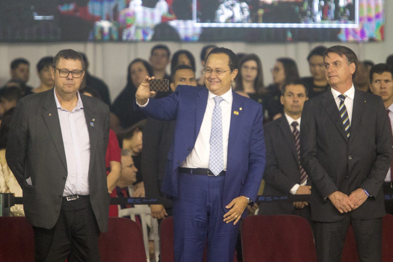 Deputado federal Silas Câmara - Flavio Tin/ND
