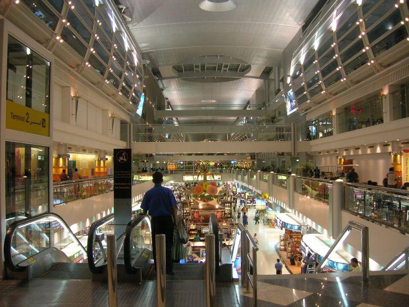 3º - Aeroporto Internacional de Dubai, nos Emirados Árabes. O espaço foi aberto em 1959 e, por ano, quase 84 milhões de passageiros passam por lá - Justin Brockie on Visualhunt.com / CC BY - Justin Brockie on Visualhunt.com / CC BY/Rota de Férias/ND