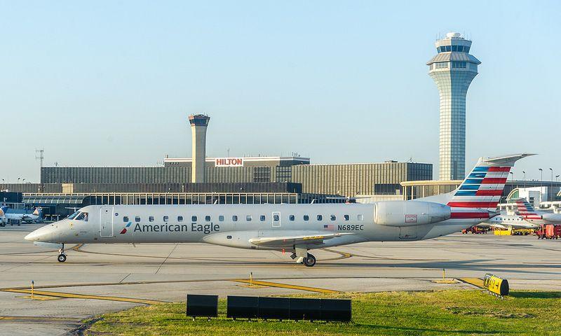 6º - Aeroporto Internacional de O'Hare, em Chicago, nos Estados Unidos. Foi inaugurado em 1943 e recebe quase 78 milhões de passageiros ao ano - ruifo on Visual Hunt / CC BY-NC-SA - ruifo on Visual Hunt / CC BY-NC-SA/Rota de Férias/ND