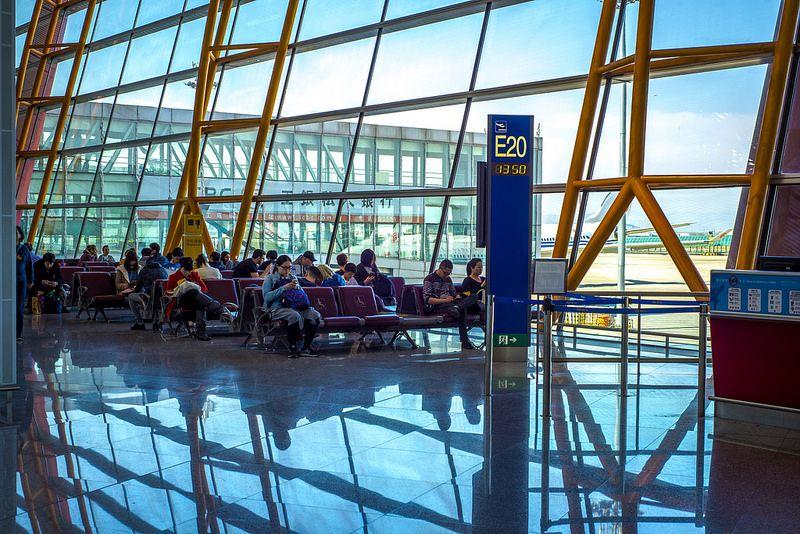 2º - Aeroporto Internacional de Pequim, na China. Foi inaugurado em 1958 e recebe mais de 94 milhões de pessoas por ano - danoliverm on Visualhunt.com / CC BY-NC-ND - danoliverm on Visualhunt.com / CC BY-NC-ND/Rota de Férias/ND